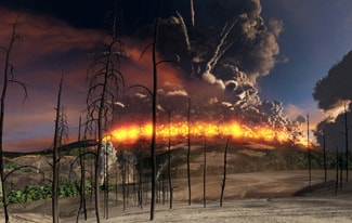 Вулкан Йеллоустоун — надвигающаяся катастрофа