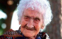 Самый старый человек в мире — Жанна Кальман