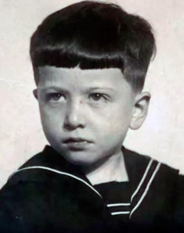 aleksandr-rozenbaum-v-detstve