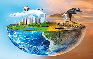 Что такое биосфера и техносфера