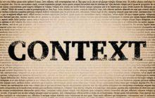 Что такое контекст