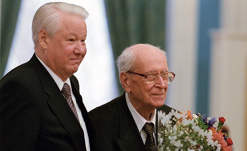 dmitrij-lihachev-i-boris-elczin