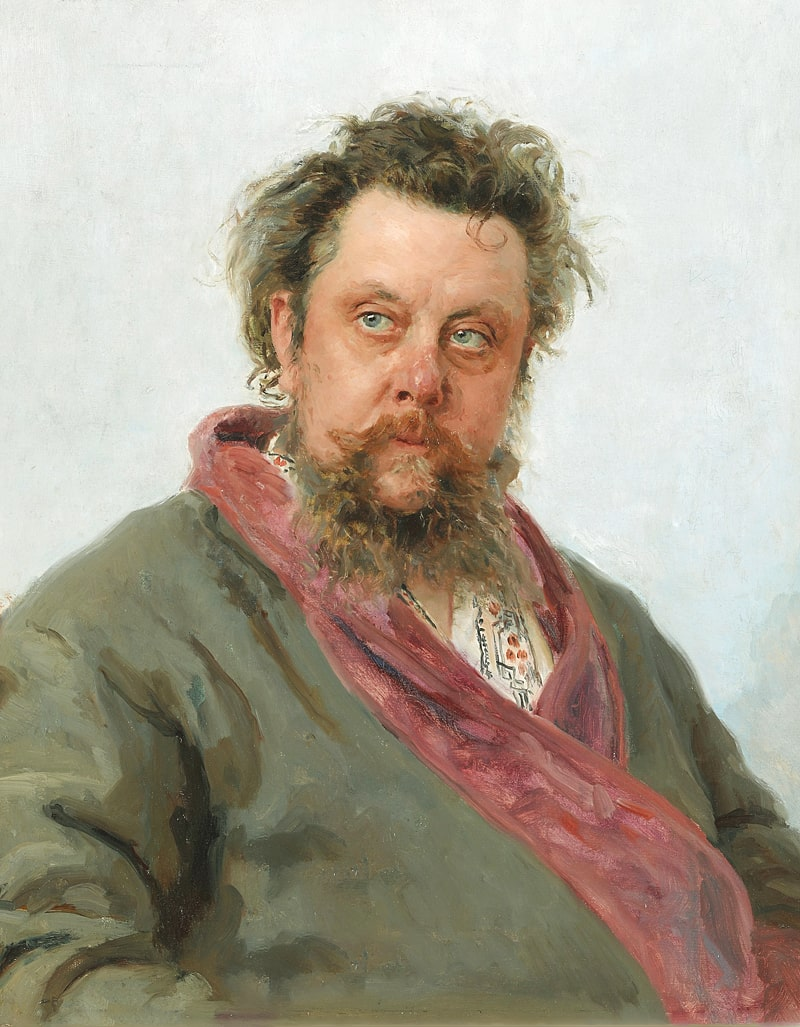 edinstvennyj-prizhiznennyj-portret-musorgskogo-napisannyj-ilej-repinym