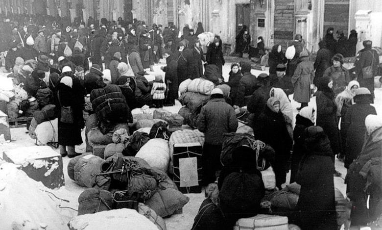 evakuacziya-detej-iz-leningrada