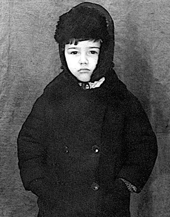 evgenij-petrosyan-v-detstve