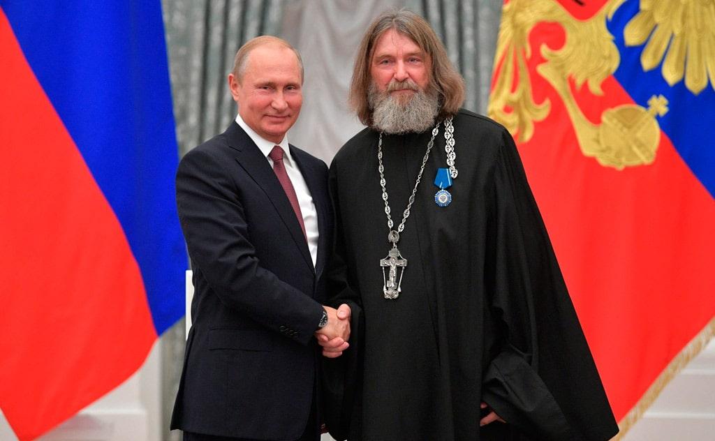 Федор Конюхов
