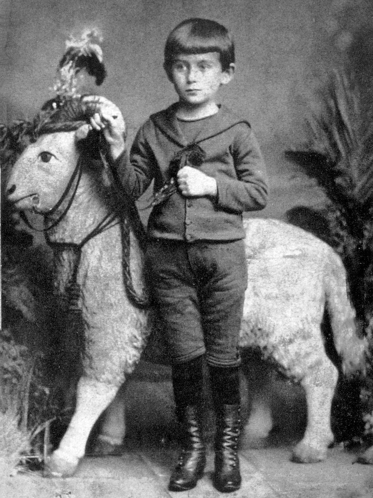 francz-kafka-v-detstve