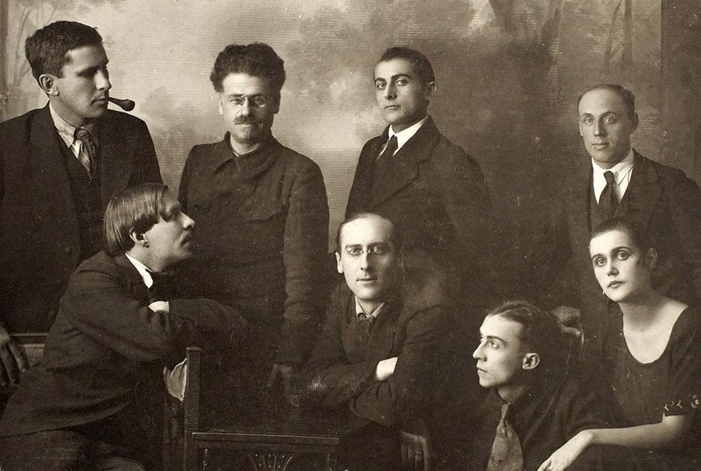 futuristicheskaya-gruppa-tvorchestvo