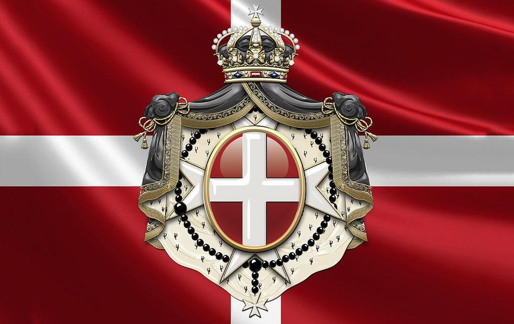 gerb-na-flage-maltijskogo-ordena