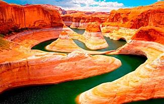 14 интересных фактов о Большом каньоне