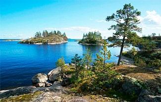 17 интересных фактов о Ладожском озере