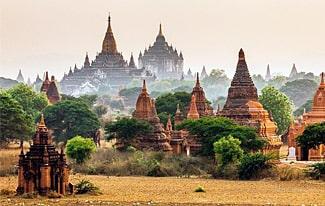 20 интересных фактов о Мьянме