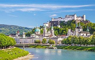 12 интересных фактов о Зальцбурге
