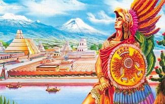 18 интересных фактов об ацтеках