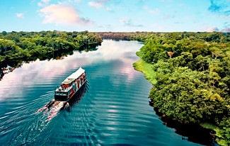 23 интересных факта об Амазонке