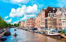 20 интересных фактов об Амстердаме