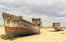 12 интересных фактов об Аральском море