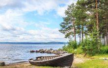 15 интересных фактов об Онежском озере