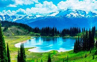 17 интересных фактов об озерах