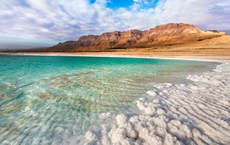 22 интересных факта о Мертвом море