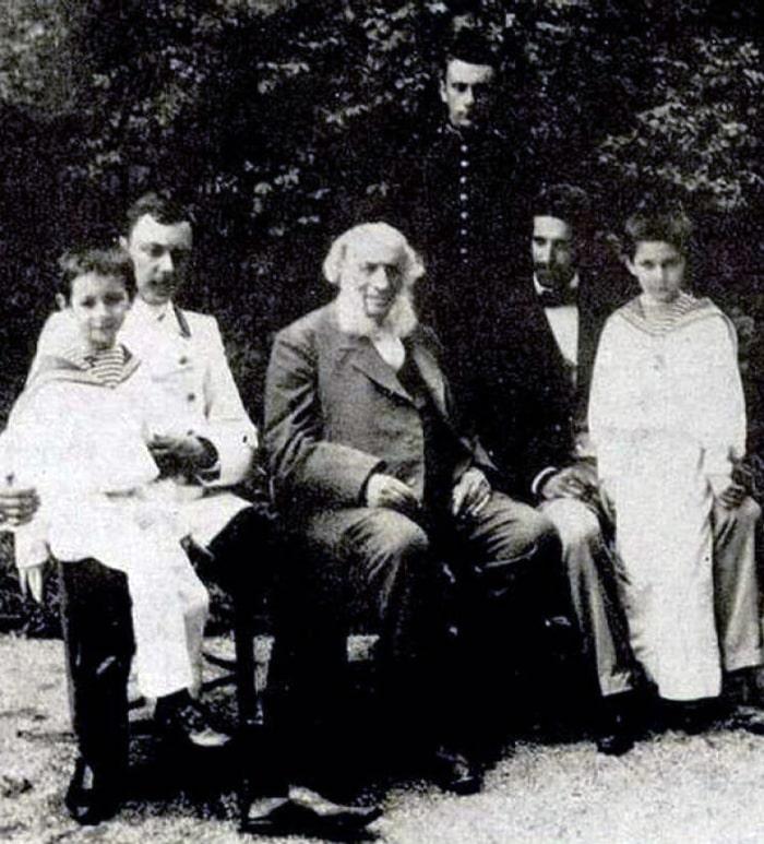 ivan-ajvazovskij-s-vnukami