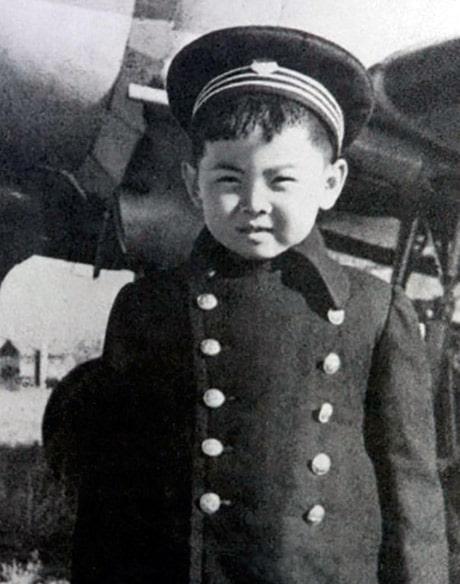 kim-chen-ir-v-detstve