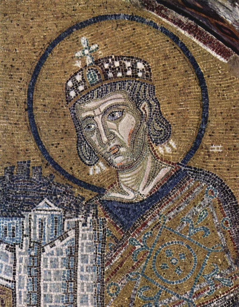 konstantin-velikij-prinosit-gorod-v-dar-bogorodicze-mozaika-nad-vhodom-v-sobor-svyatoj-sofii
