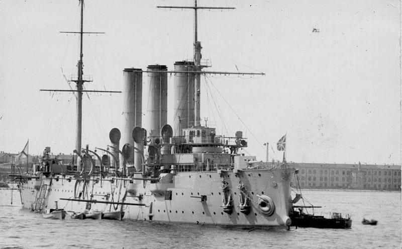 krejser-avrora-1909-1914