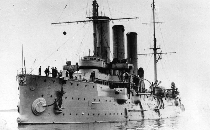 krejser-avrora1909-1910