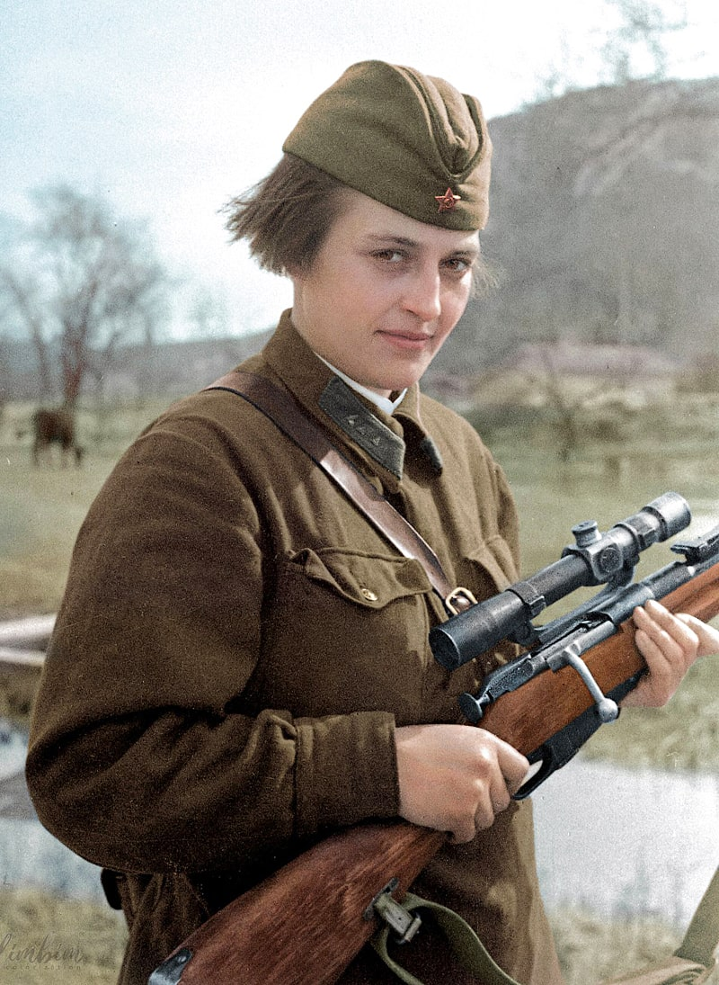 lyudmila-pavlichenko