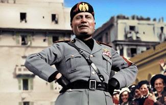 Малоизвестные факты о фашистской Италии