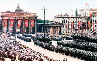 20 интересных фактов о Третьем Рейхе