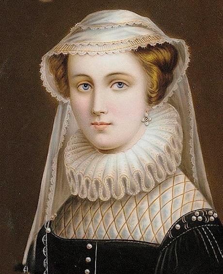 Мария Стюарт - биография, правление, фото