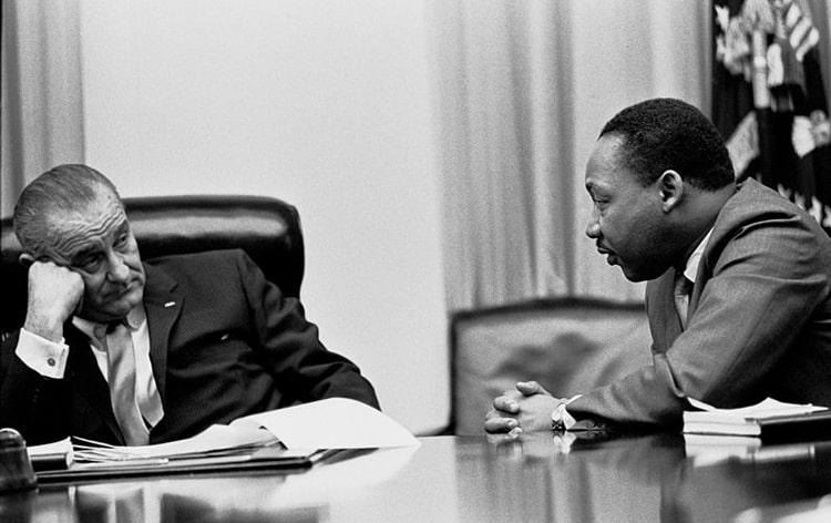 martin-lyuter-king-i-prezident-dzhonson-v-1966