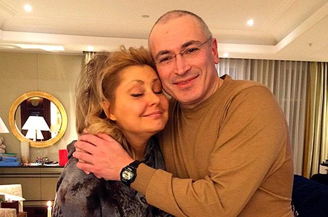 mihail-hodorkovskij-s-zhenoj