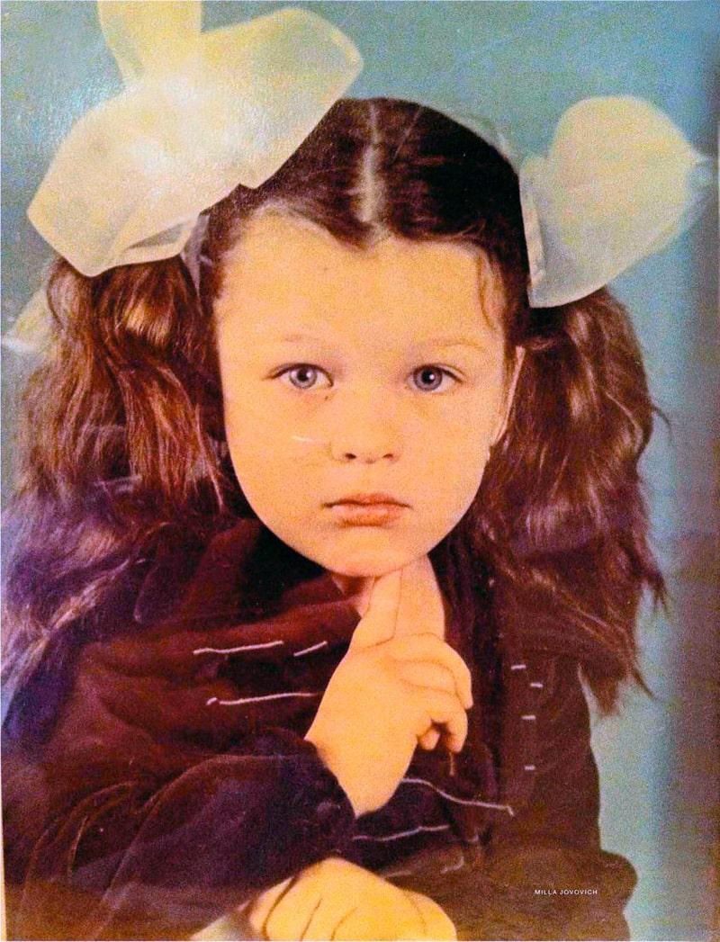 milla-jovovich-v-detstve