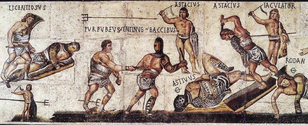 mozaika-s-izobrazheniem-gladiatorov