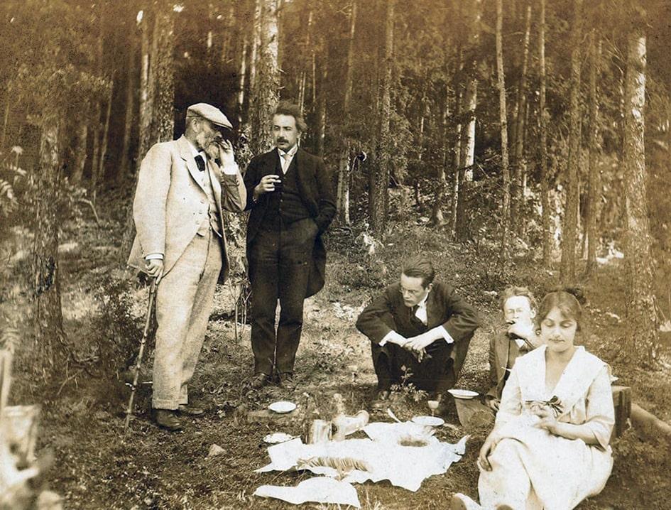 piknik-v-prigorode-oslo-1920-g