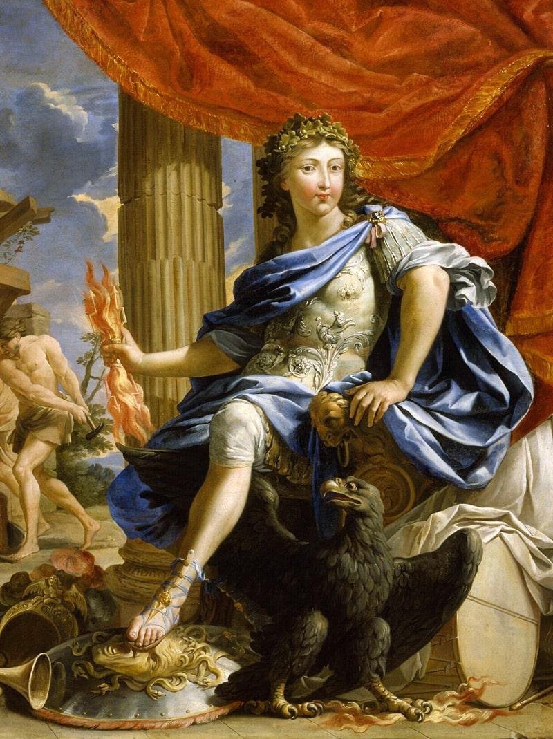 portret-lyudovika-pobeditelya-frondy-v-obraze-boga-yupitera