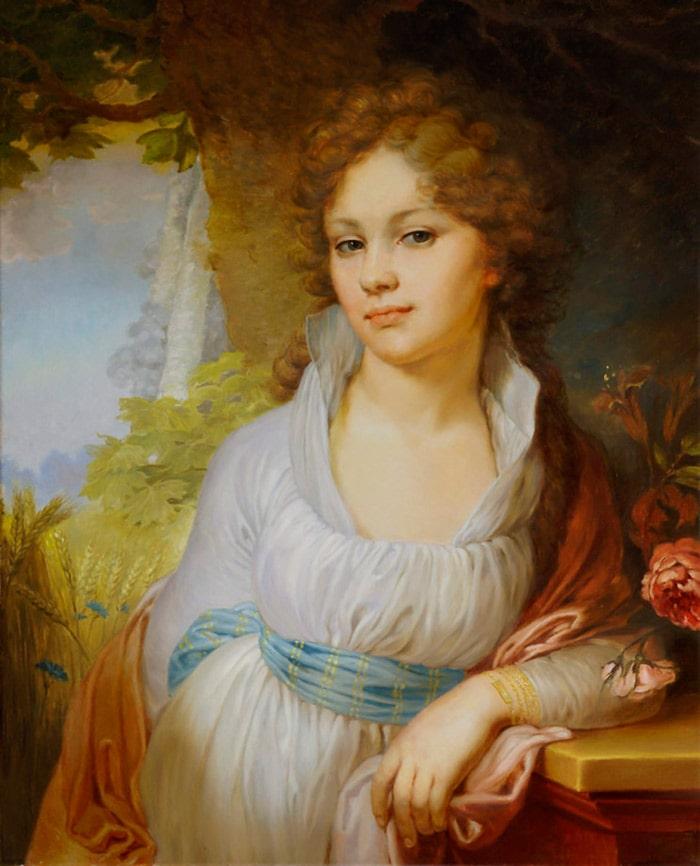 portret-marii-lopuhinoj