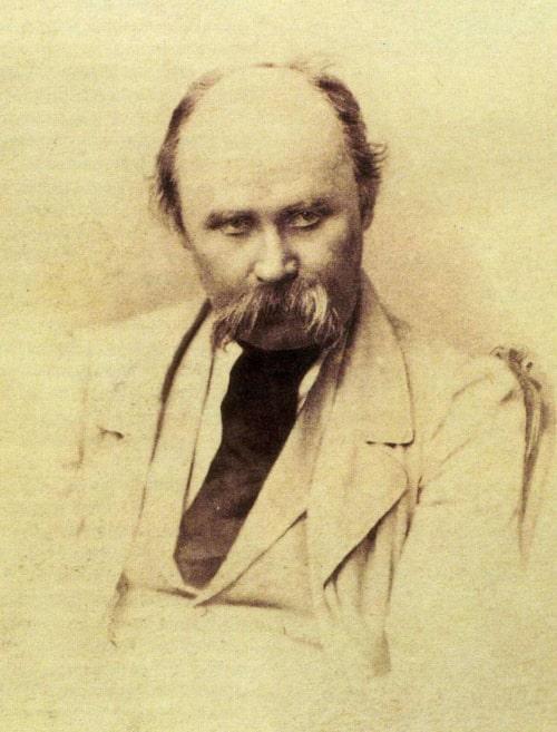 portret-tarasa-shevchenko
