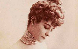 Портреты девушек начала XX века