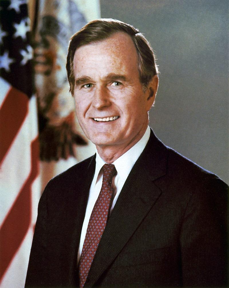 prezident-dzhordzh-bush-starshij
