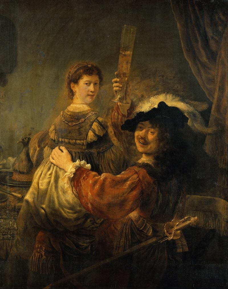 rembrandt-i-saskiya-na-kartine-bludnyj-syn-v-taverne