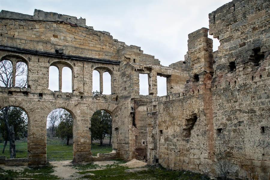 ruiny-pomestya-pankeevyh-v-vasilevke-pod-odessoj