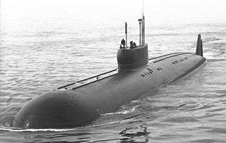 Самая быстрая подводная лодка