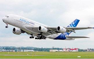 Самые большие пассажирские самолеты в мире