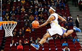 Самый большой счет в баскетболе