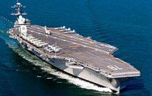 Самый большой военный корабль в мире