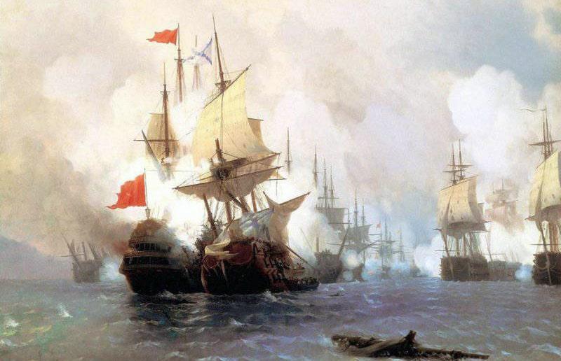 srazhenie-u-mysa-kaliakriya-31-iyulya-1791
